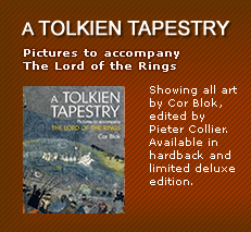 A Tolkien Tapestry Pictures to accompany The Lord of the Rings