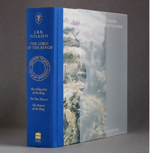 J.R.R. Tolkien's The Lord of the Rings 60th Anniversary Edition