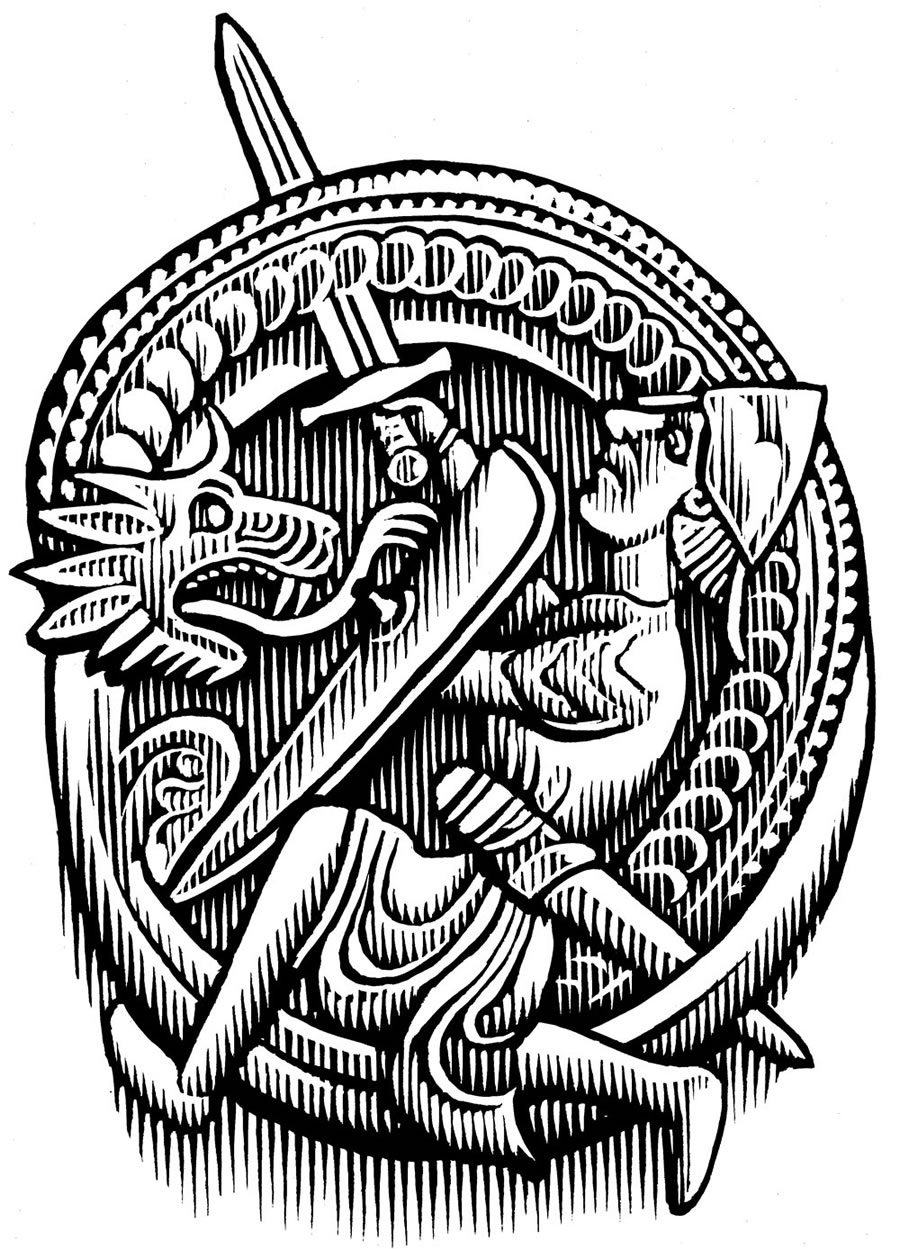 the use of symbols and irony in the viking story of frothi Top 15 myths and misconceptions about the vikings there are many myths and false facts about the vikings going around in these years, so i made a top 15 list on which of the viking myths, that i think are the most widespread ones.