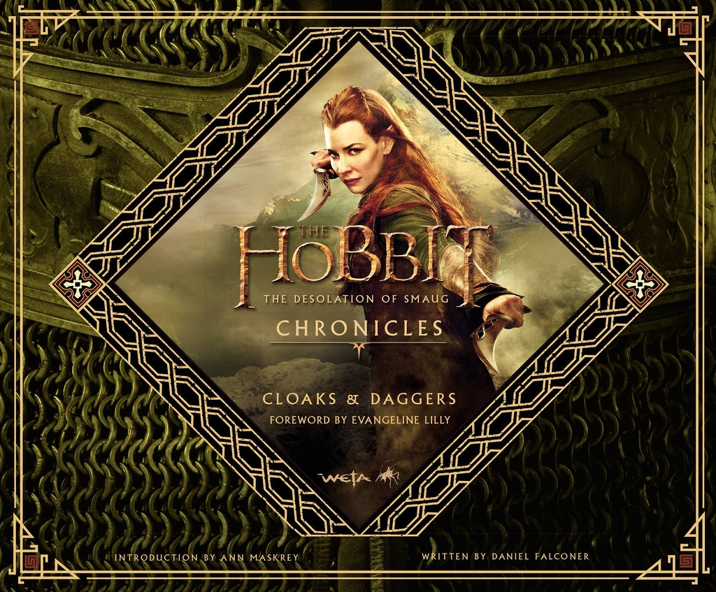 the hobbit: the desolation of smaug chronicles - cloaks and daggers