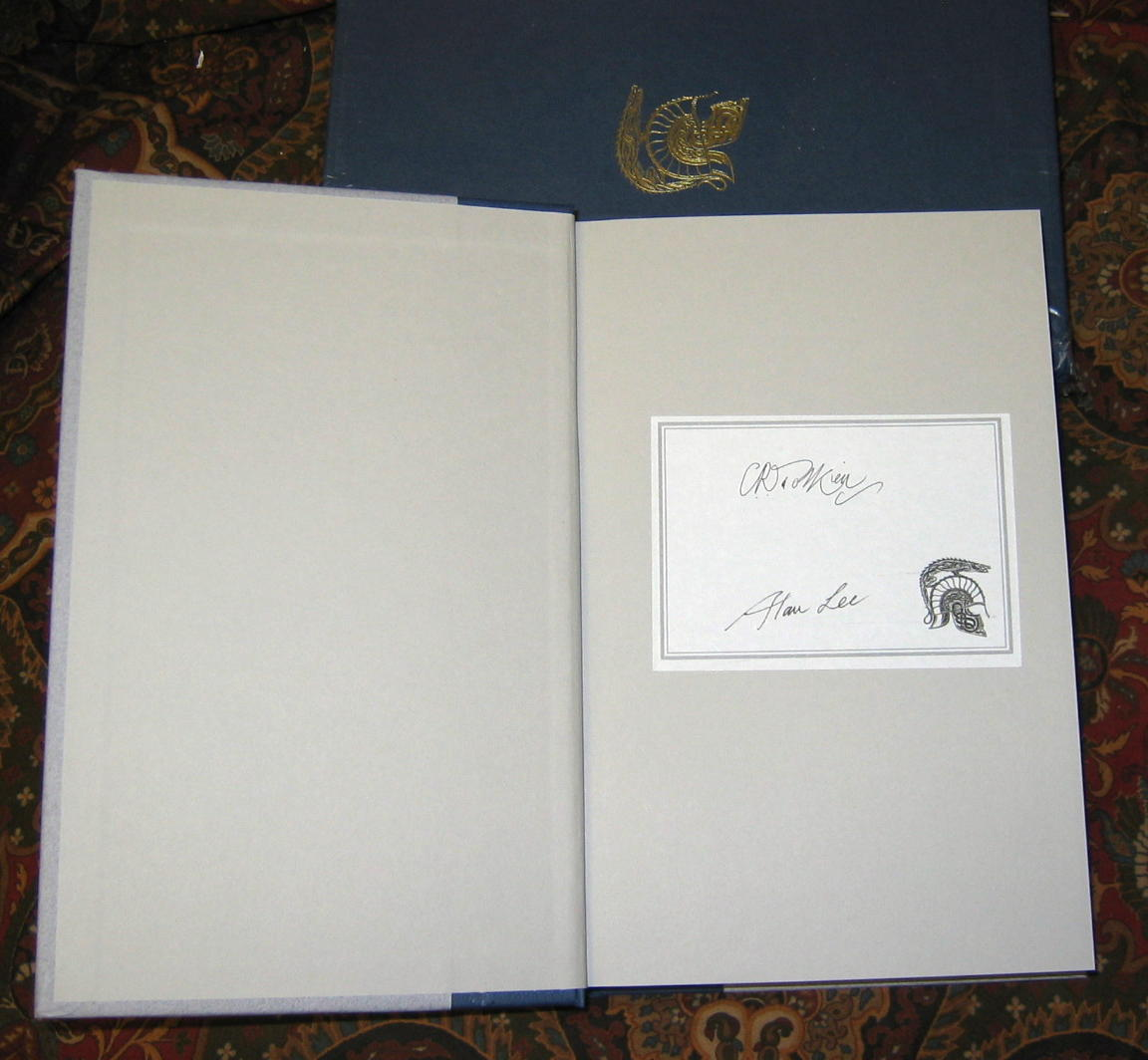 Pasting Bookplates Into Your Books