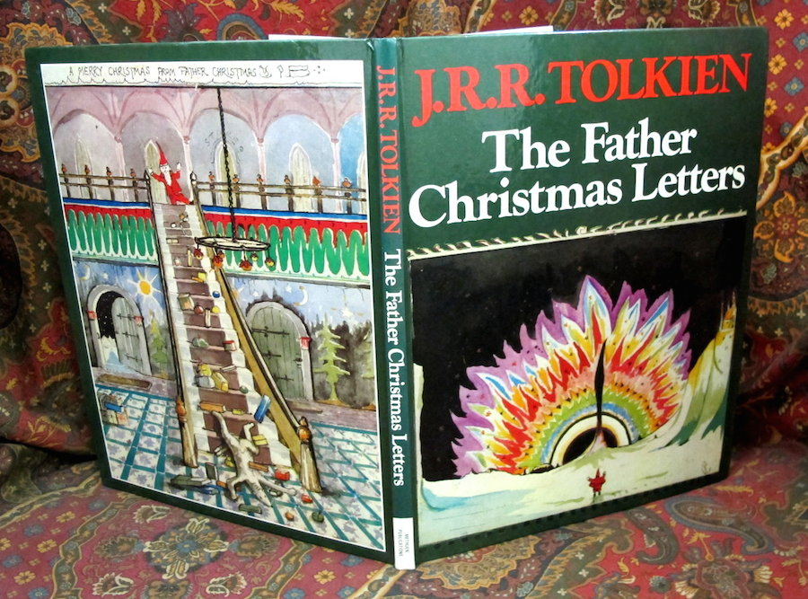 The father christmas letters 1st canadian edition spiritdancerdesigns Choice Image