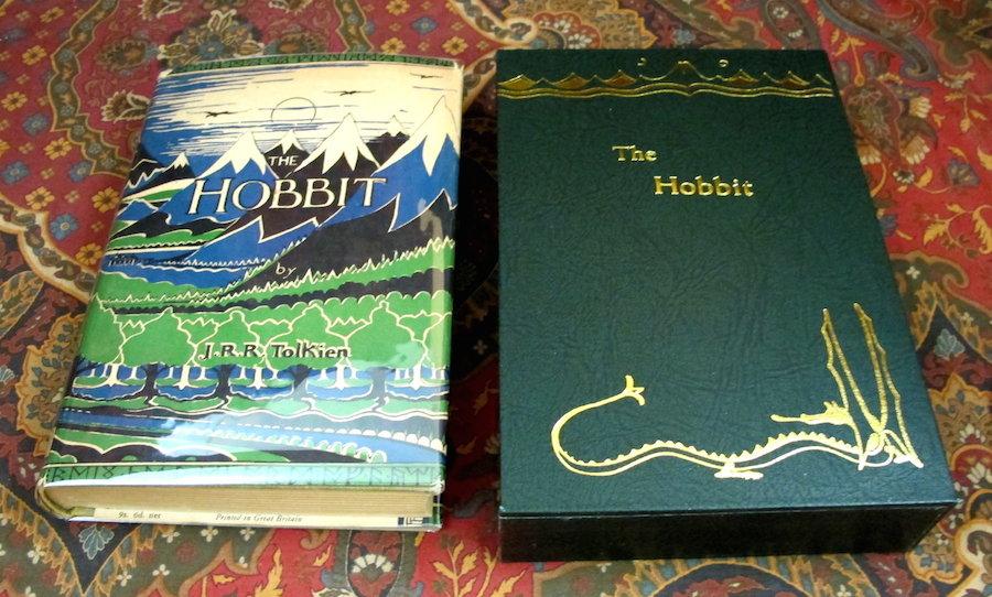 The Hobbit Book Original