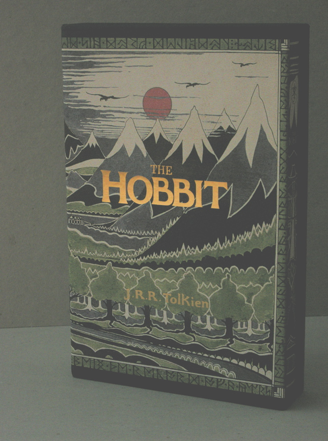 The Hobbit Gift Edition 2008 Released By HarperCollins For The Book