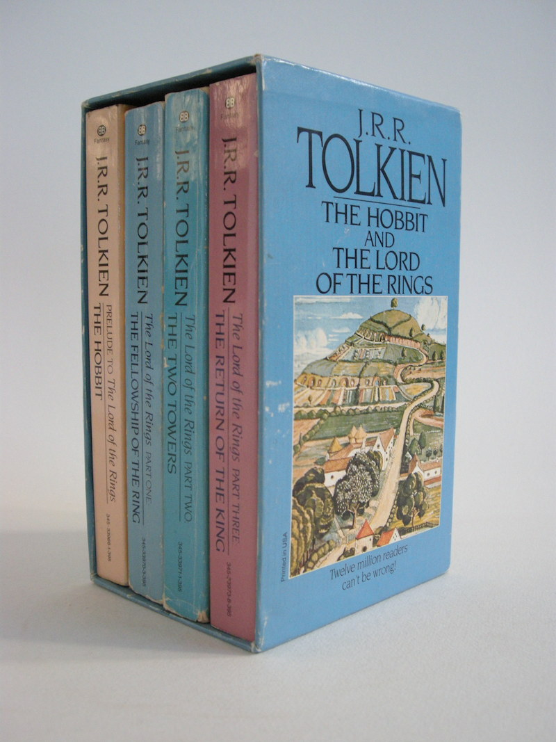 Tolkien Jrr Illustrated Lord Of Rings Hb