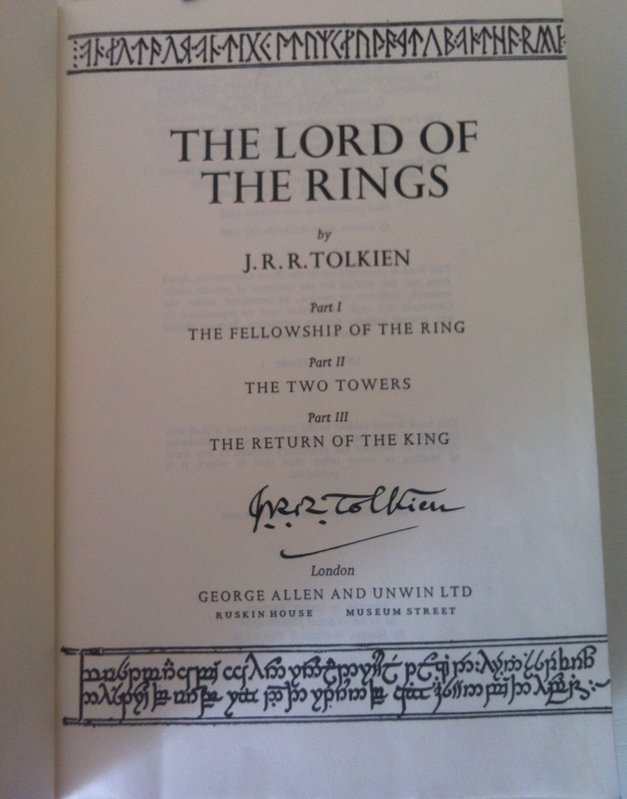 a book report of the lord of the rings by jrr tolkein Concluding the story of the hobbit, this is the final part of tolkien's epic master piece impossible to describe in a few words, jrr tolkien's great work of.